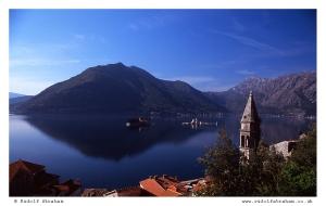 Montenegro travel photography, photo of Bay of Kotor by Rudolf Abraham