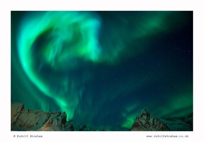 northern lights photo Lofoten NOlof_1788