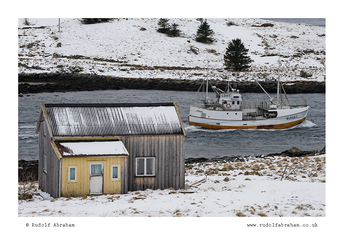 Norway travel writer photographer fishing stockfish NOlof_2177a