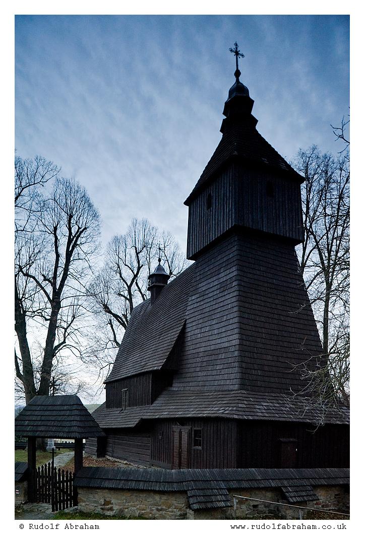 Slovakia UNESCO wooden church SKher_0038