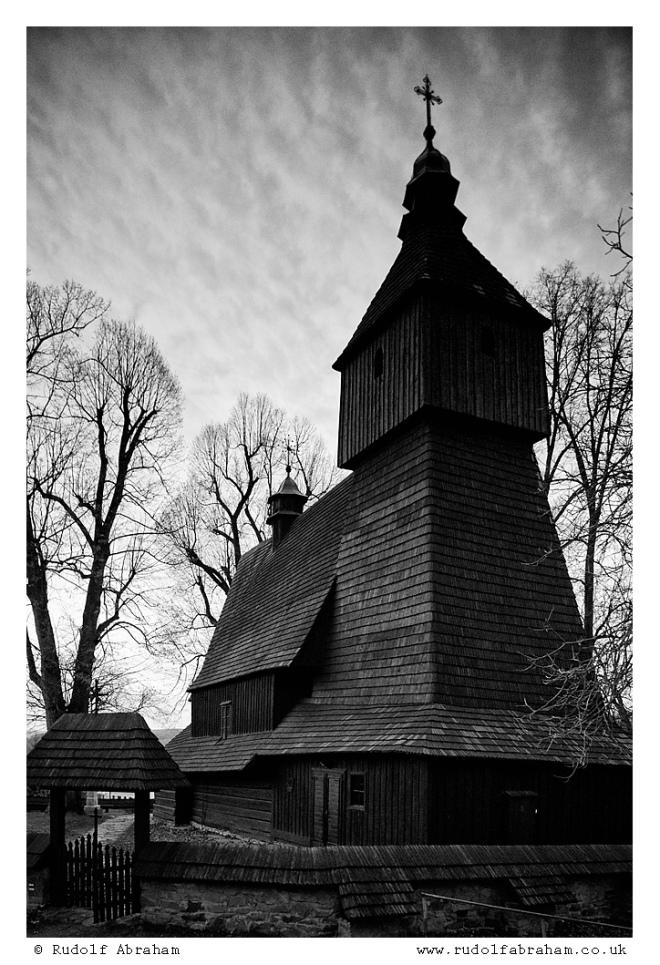 Slovakia UNESCO wooden church SKher_0038a