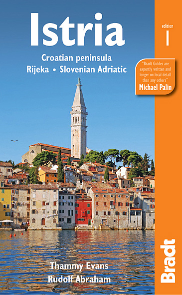 Istria Croatia guidebook photo Bradt