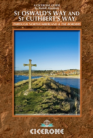 Northumberland St Oswalds Way guidebook Cicerone