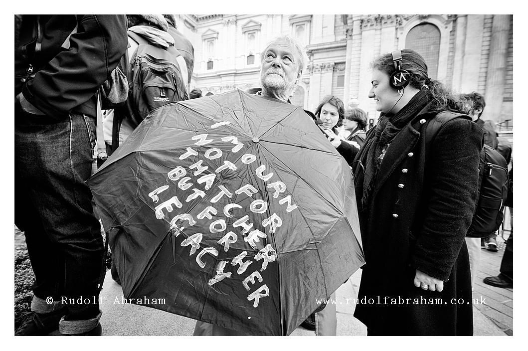 Margaret Thatcher Funeral London photography 20130417_0203b
