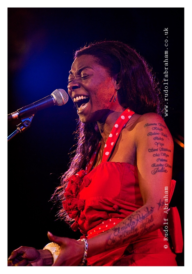Buika La Linea Festival Union Chapel photographer 20130418_0120a