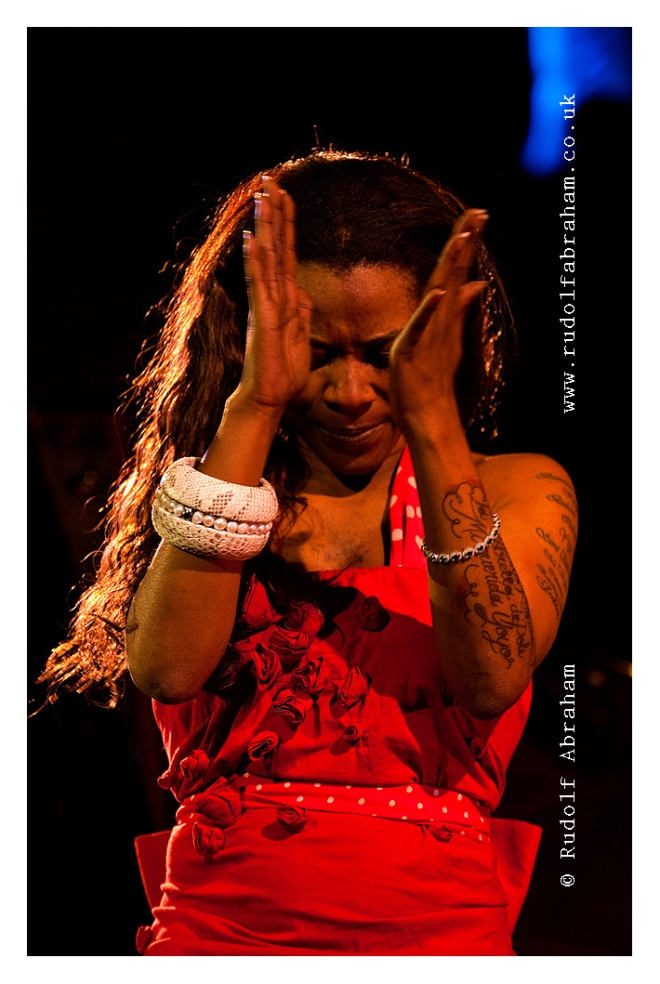 Buika La Linea Festival Union Chapel photographer 20130418_0148a