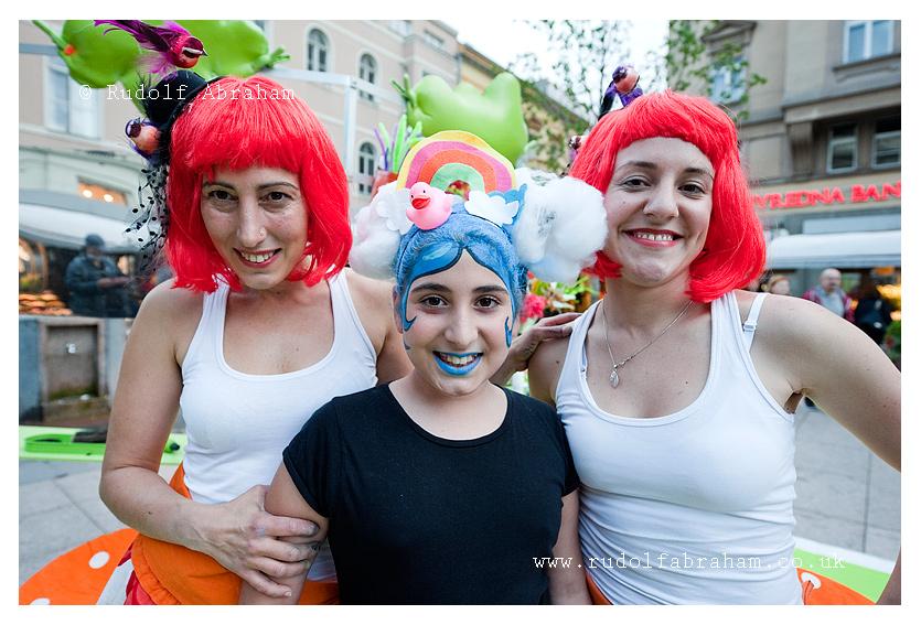Cest is d'Best 17th International Street Festival in Zagreb, Croatia - Photos copyright Rudolf Abraham HRzag-130605-0230a