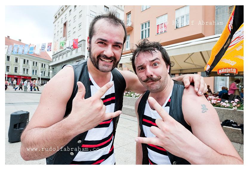 Cest is d'Best 17th International Street Festival in Zagreb, Croatia - Photos copyright Rudolf Abraham HRzag-130606-0319a