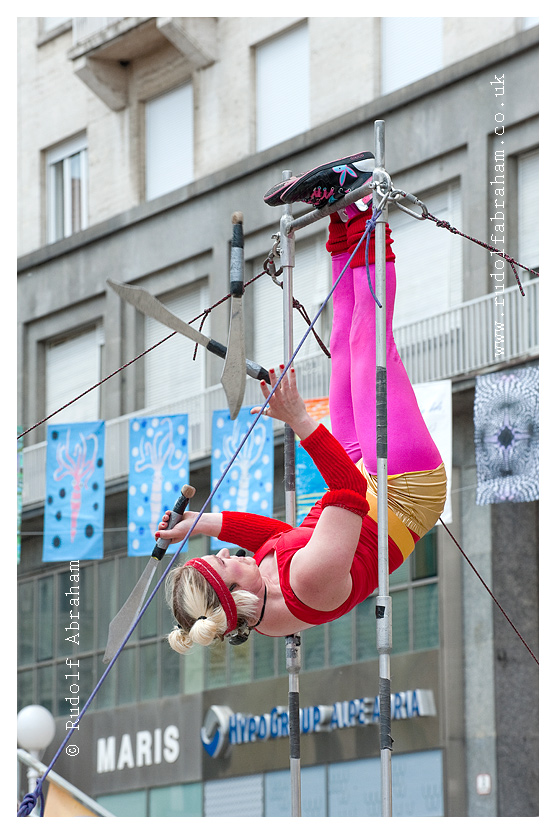 Cest is d'Best 17th International Street Festival in Zagreb, Croatia - Photos copyright Rudolf Abraham HRzag-130606-0463a