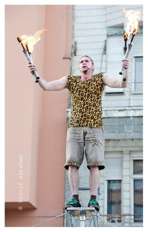 Cest is d'Best 17th International Street Festival in Zagreb, Croatia - Photos copyright Rudolf Abraham HRzag-130606-0741