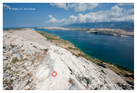 Hiking on Pag, Croatia. Photography by Rudolf Abraham. © copyright. All rights reserved. HRpag_0454