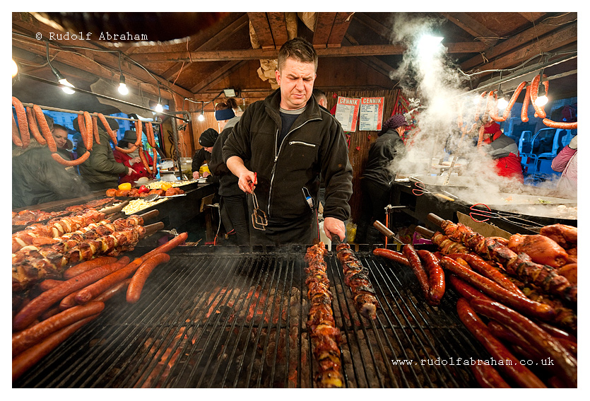 Krakow Christmas Market, Poland. Travel photography by Rudolf Abraham. © All rights reserved PLkra_0340