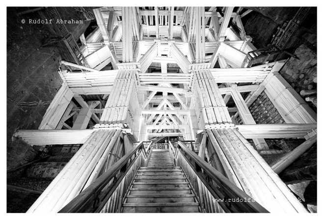 Wieliczka Salt Mine, a UNESCO World Heritage Site, near Krakow, Poland  - Photo (c) Rudolf Abraham. All Rights Reserved.