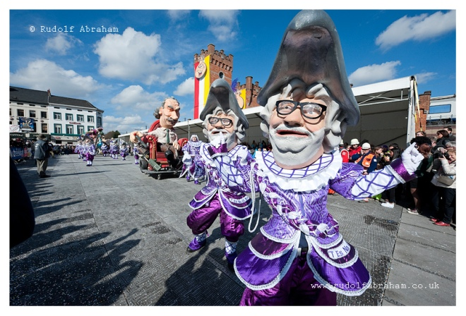 Aalst Carnival Belgium photos © Rudolf Abraham. All rights reserved. 20140302_0176
