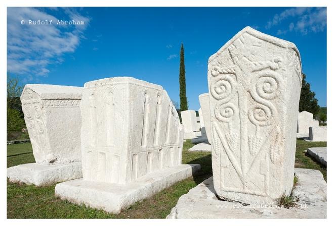 Radimlja, Bosnia and Herzegovina, travel photography © Rudolf Abraham. All Rights Reserved.