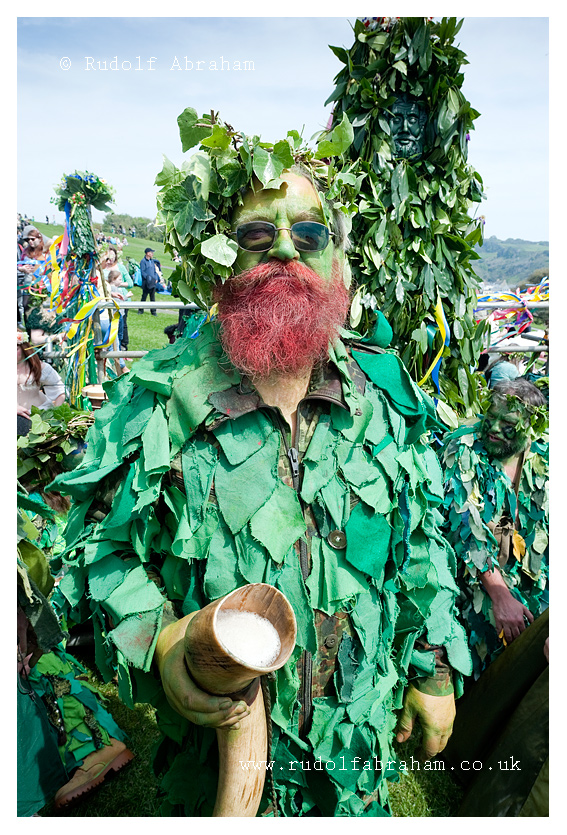 Jack-in-the-Green Festival, Hastings, Sussex, UK (5 May 2014) © Rudolf Abraham. All Rights Reserved.