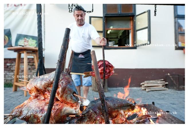 Croatia Food Slavonia Osijek Travel photography (c) Rudolf Abraham