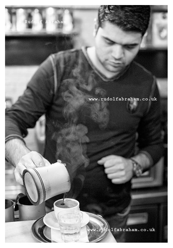 Fazil Bey coffeehouse Istanbul Turkey Photography © Rudolf Abraham