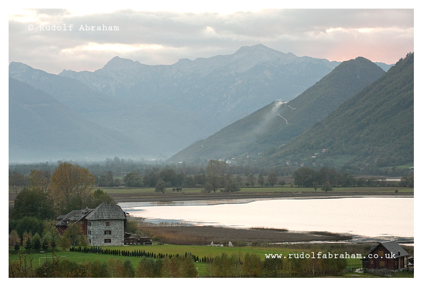 Lake Plav Montenegro Travel Photography © Rudolf Abraham. All Rights Reserved.
