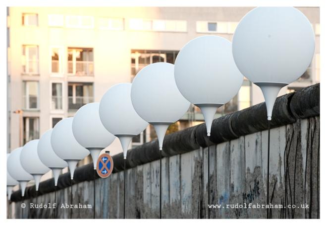 Berlin Wall 25th Anniversary. Berlin, Germany (November 2014). © Rudolf Abraham. All Rights Reserved.