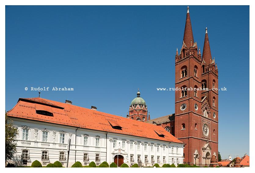Dakovo Cathedral, Dakovo, Slavonia, Croatia © Rudolf Abraham