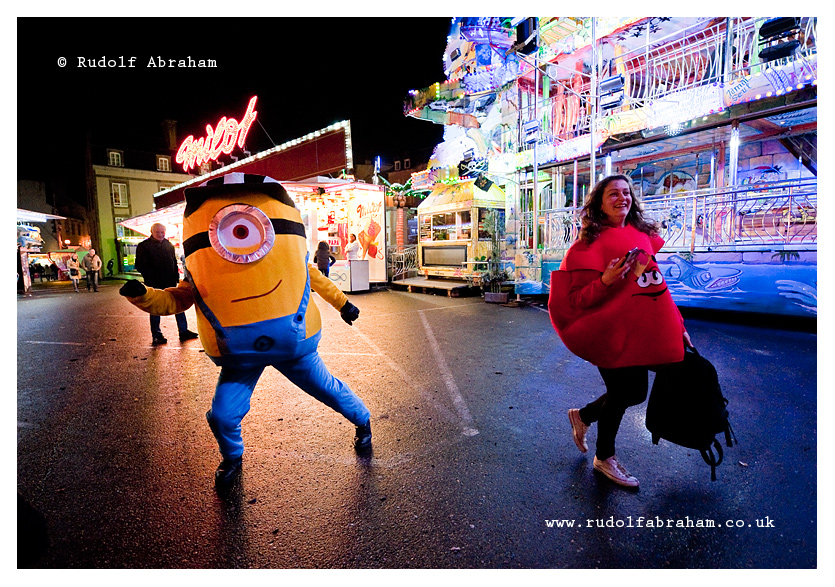 Granville Carnival, Normandy, France © Rudolf Abraham