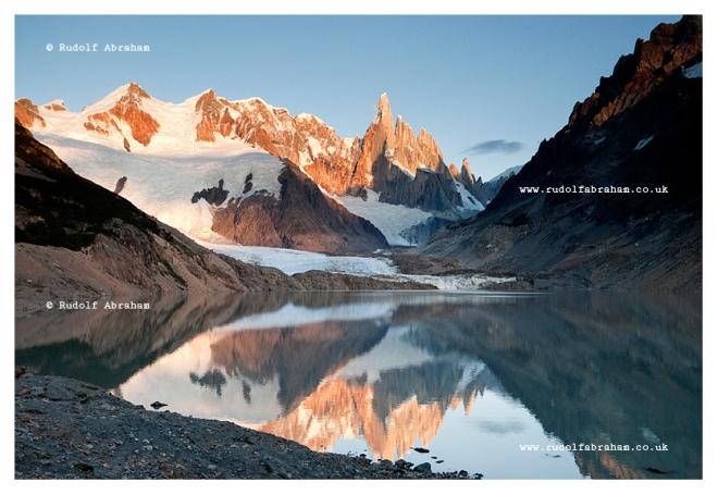 Cerro Torre, El Chalten, Laguna Torre, Los Glaciares national park, Patagonia, Argentina, travel photography © Rudolf Abraham