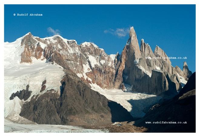 Cerro Torre, Los Glaciares national park, Patagonia, Argentina, travel photography © Rudolf Abraham