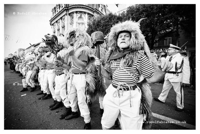 Rijeka carnival, Croatia photography © Rudolf Abraham