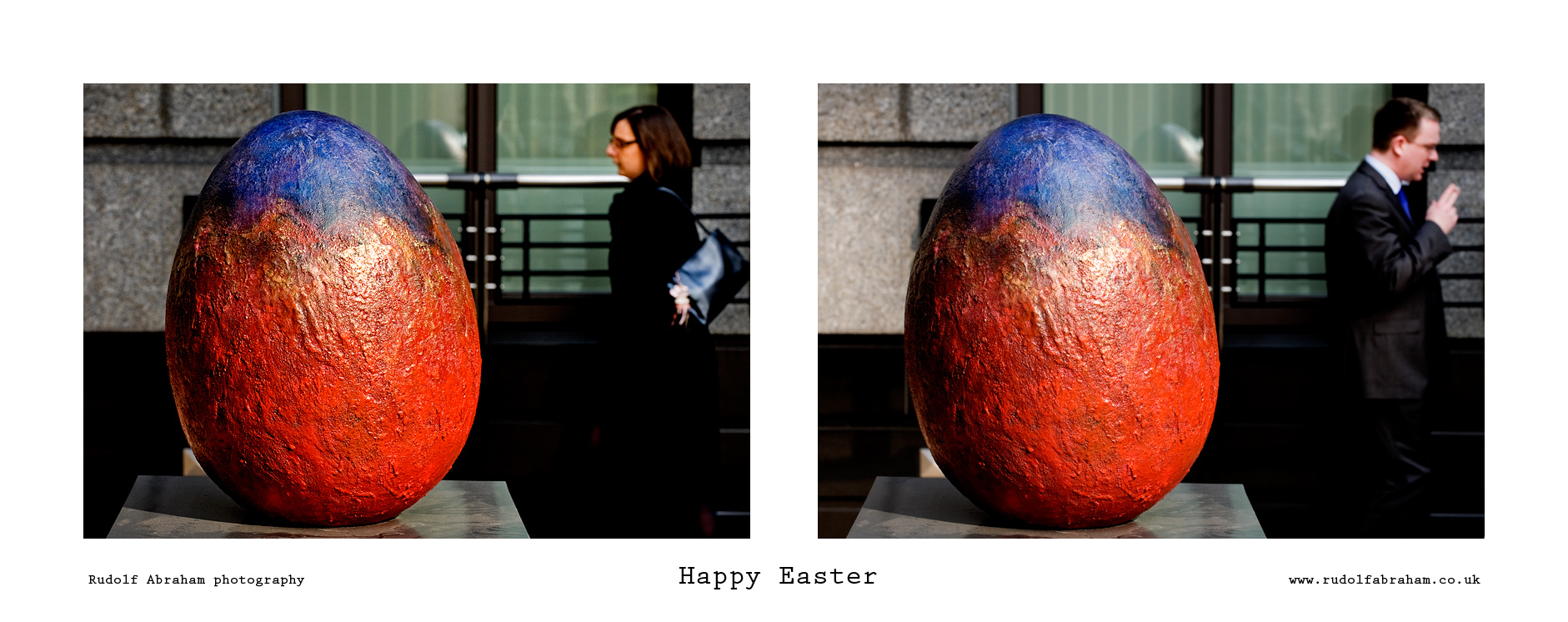Happy Easter from Rudolf Abraham photography