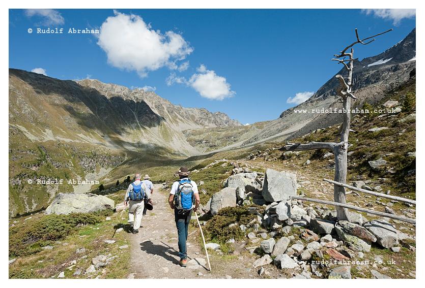 Stelvio National Park South Tyrol Italy © Rudolf Abraham