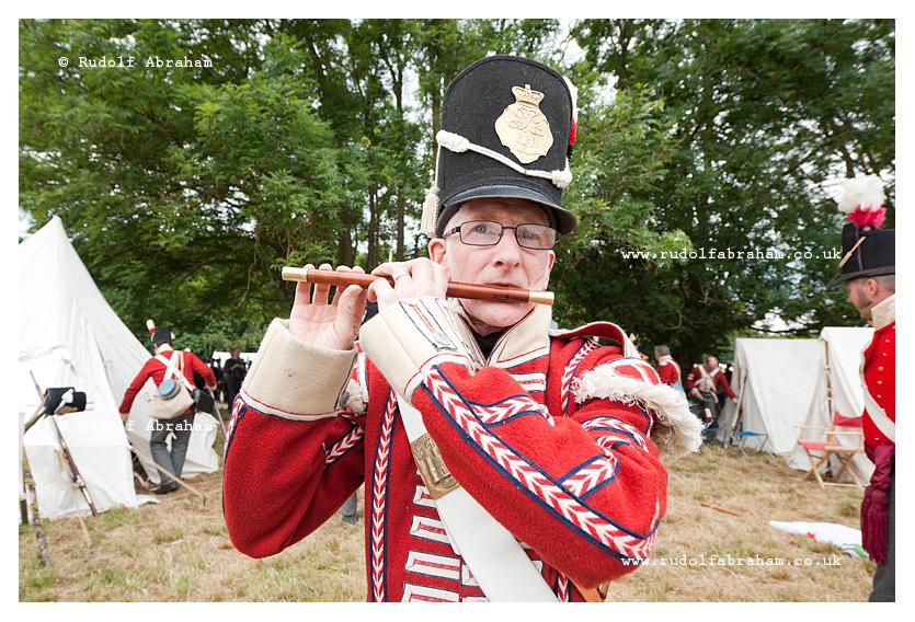 Battle of Waterloo 200th anniversary reenactment bicentenary 2015 Belgium © Rudolf Abraham photography