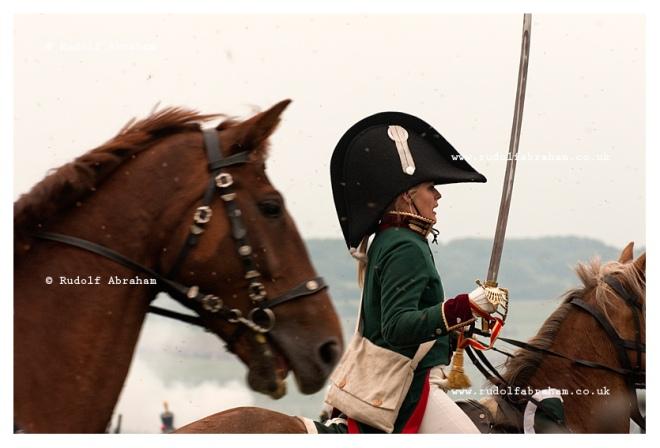 Waterloo 2015 bicentenary reenactment Belgium photography © Rudolf Abraham