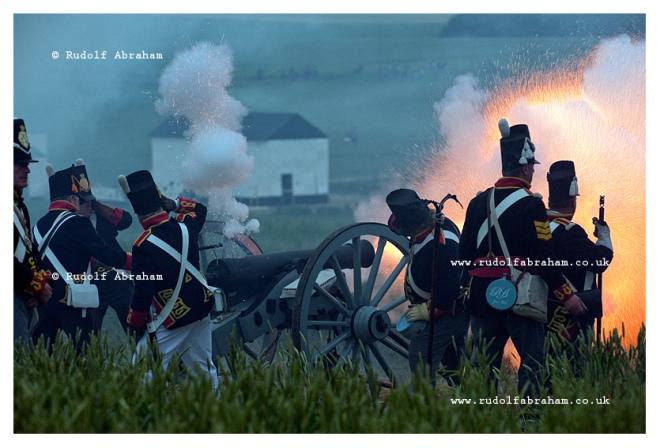 Battle of Waterloo 200th anniversary bicentenary 2015 Belgium © Rudolf Abraham photography