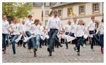 Dancing Procession of Echternach, Luxembourg © Rudolf Abraham