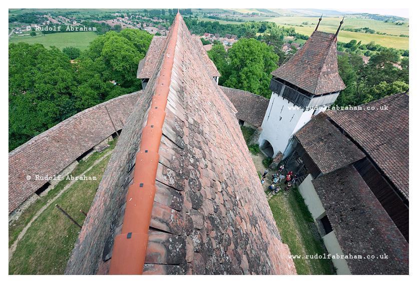 Viscri Transylvania Romania Saxon fortified church photography © Rudolf Abraham