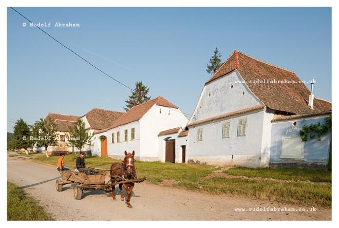 Viscri Transylvania Romania Saxon village photography © Rudolf Abraham