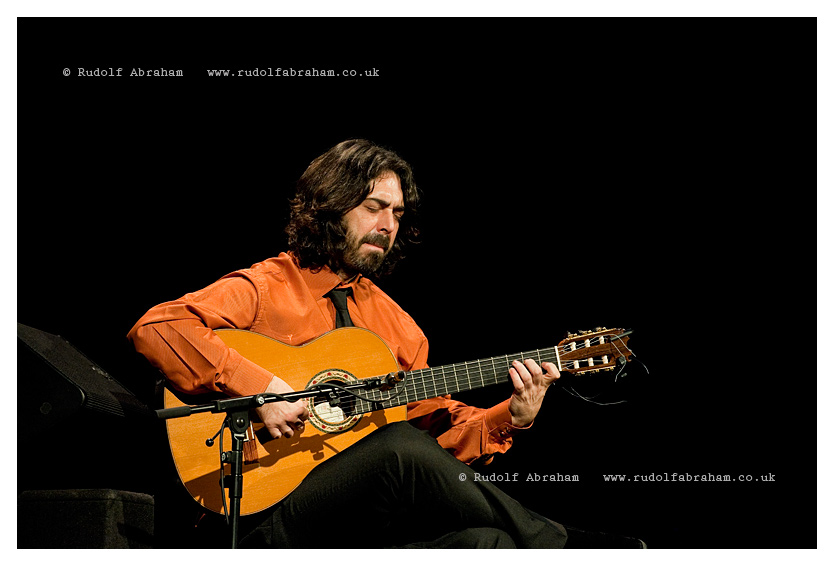 Flamenco in Seville, Juan Requena, Ciclo Jueves Flamenco