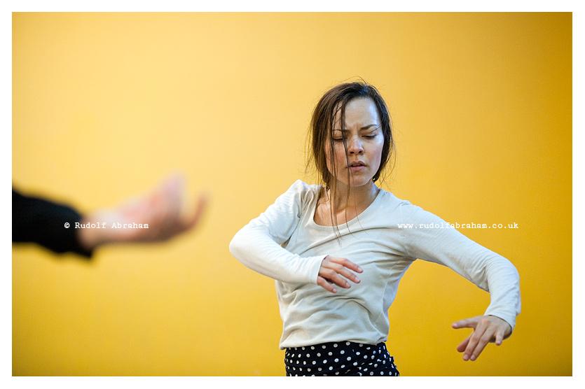 Flamenco dancer in Seville Spain photography © Rudolf Abraham
