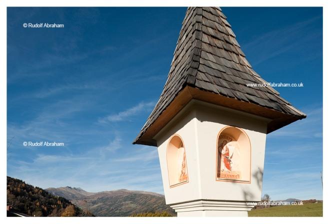 Wayside shrine, Carinthia, Austria © Rudolf Abraham