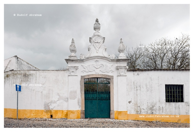 Évora, Alentejo, Portugal © Rudolf Abraham