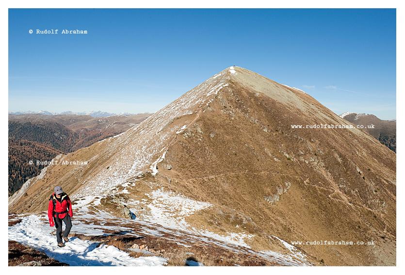 Nockberge National Park, Alpe Adria Trail, photo, photography, Carinthia, Austria copyright Rudolf Abraham