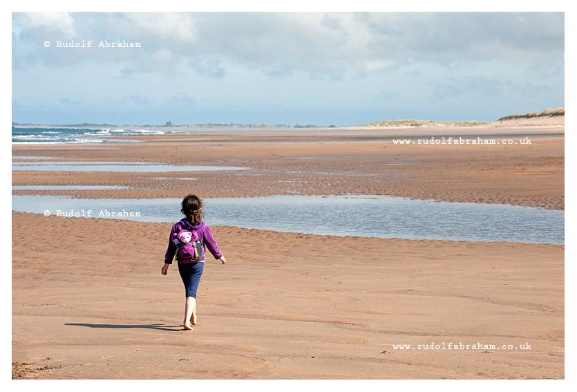 northumberland coast path aonb walking hiking travel