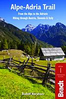 Alpe Adria Trail Austria Slovenia Italy Carinthia hiking trekking guidebook Bradt