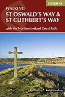 Northumberland St Oswalds Way Cuthberts Coast Path hiking guidebook travel Rudolf Abraham Cicerone