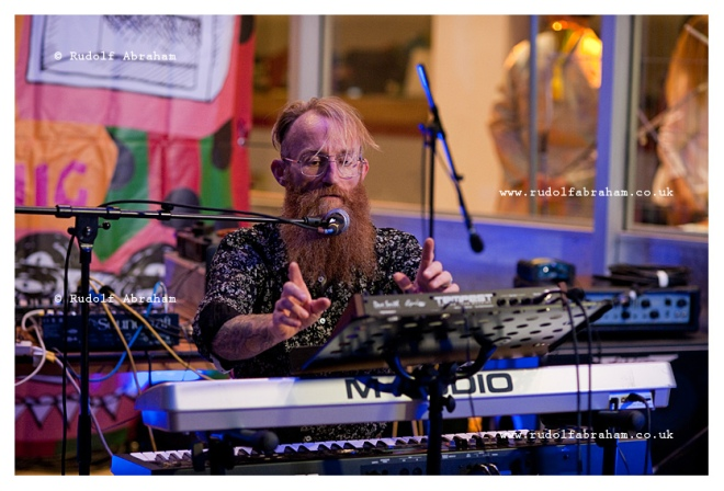 Heart n Soul presents The Beautiful Octopus Club, South Bank Centre, London. Team Trabant. © Rudolf Abraham