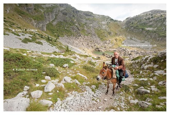 Peaks of the Balkans Trail, Albania © Rudolf Abraham