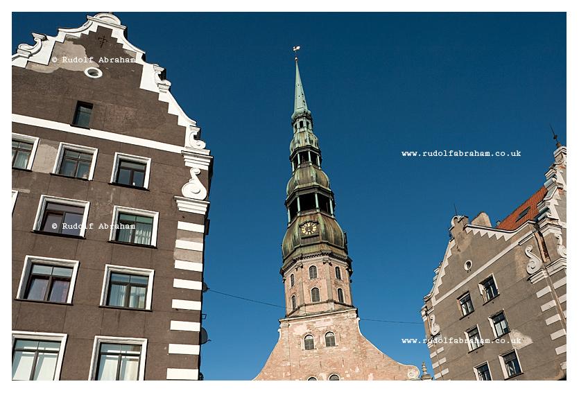 Riga, Latvia photography © Rudolf Abraham