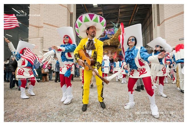 Viareggio Carnival, Tuscany Italy photography © Rudolf Abraham