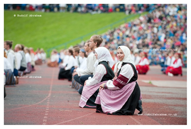 Estonia Song Dance Celebration photography copyright Rudolf Abraham